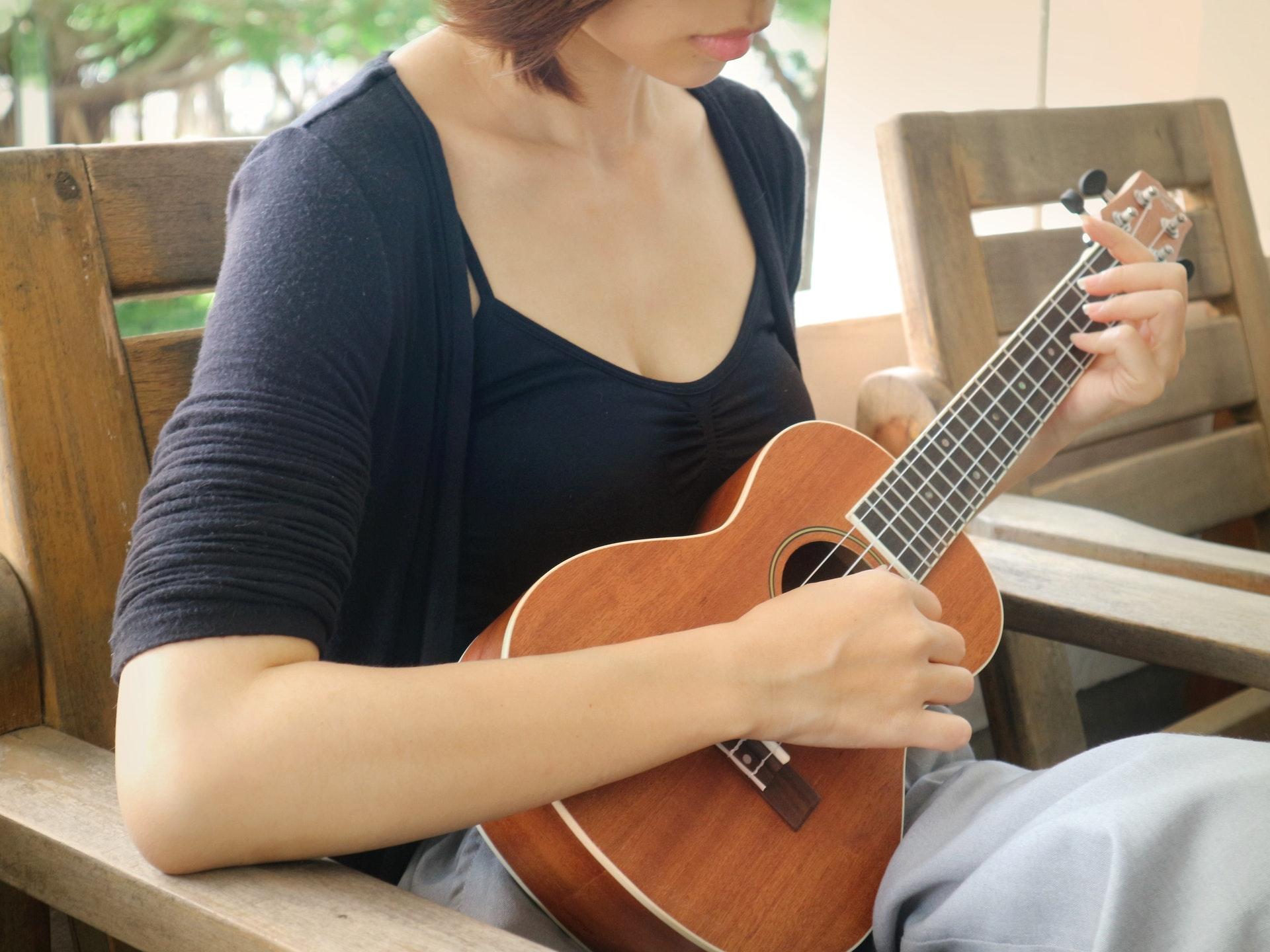 arte allegro - acordes - escalas - ukelele - escuela de musica online