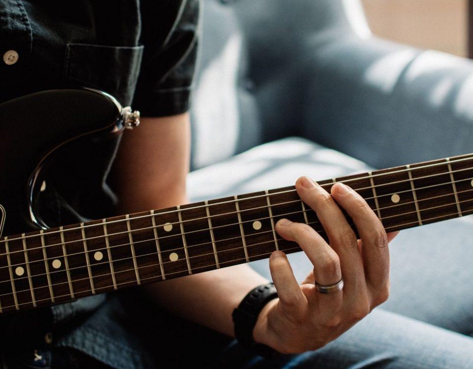 arte allegro - escalas - escuela de musica - online - guitarra