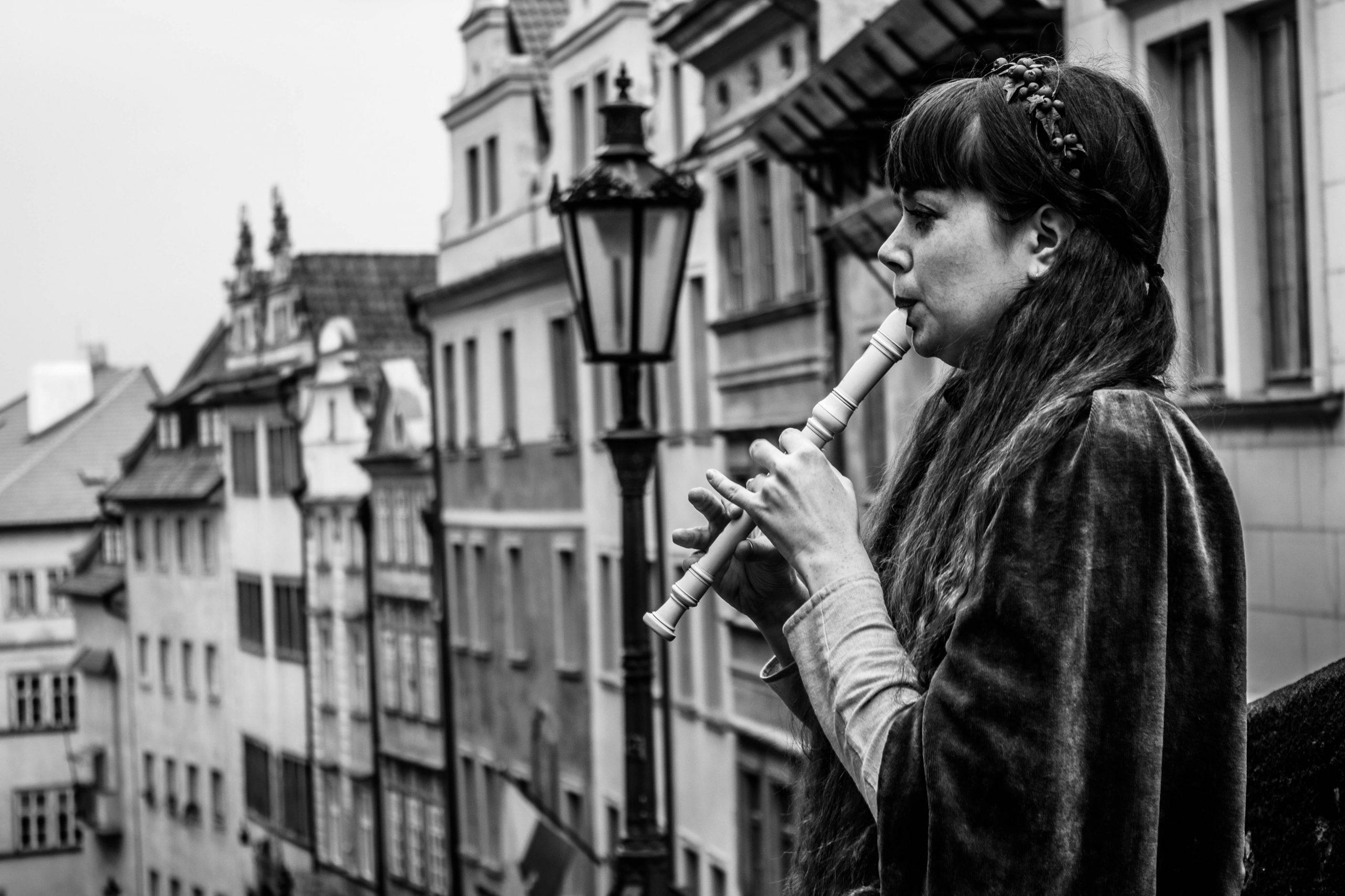 arte allegro - flauta dulce - escuela de musica - online - magia