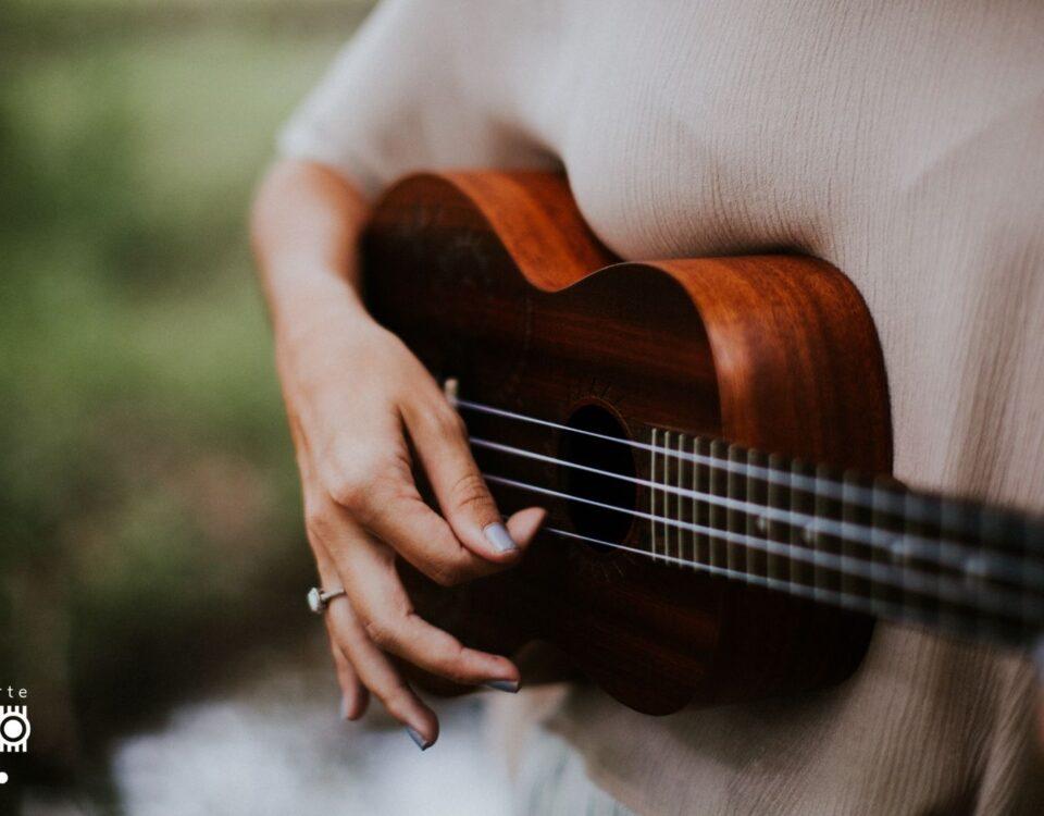 arte allegro - escuela de música - online - ukelele